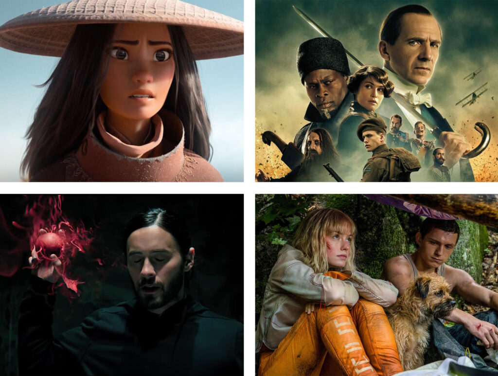 The Most Anticipated Movie Releases of 2021   The Nerd Daily