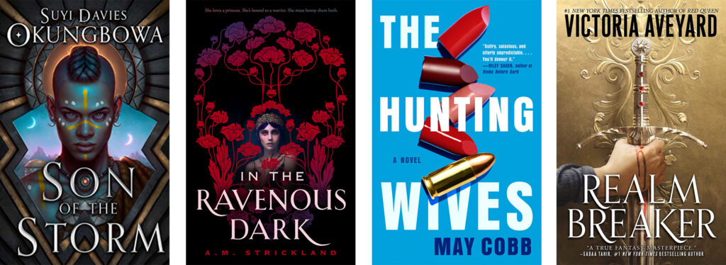 May 2021 Anticipated Book Releases