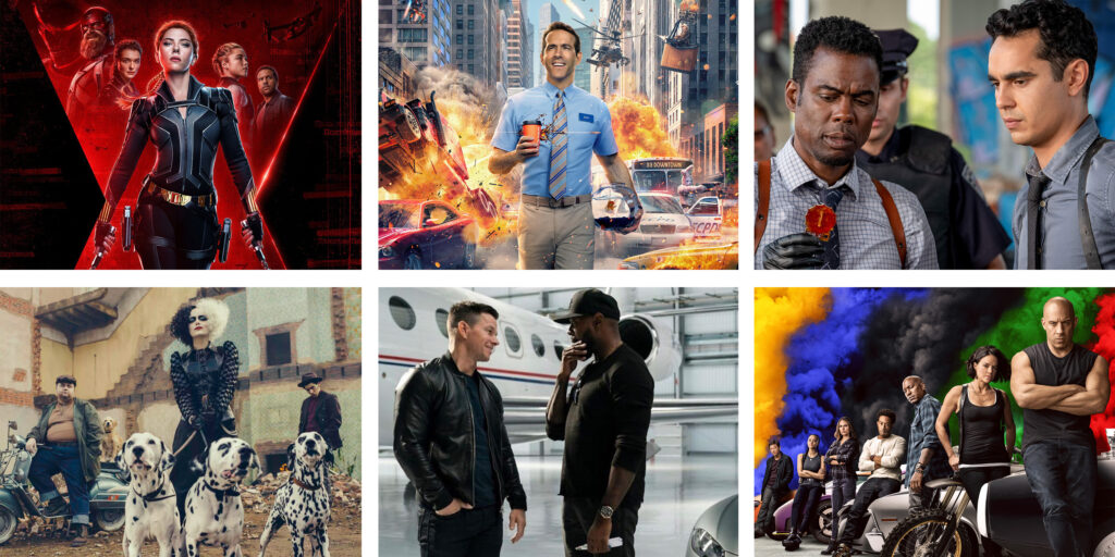 The Most Anticipated Movie Releases of 2021 | The Nerd Daily