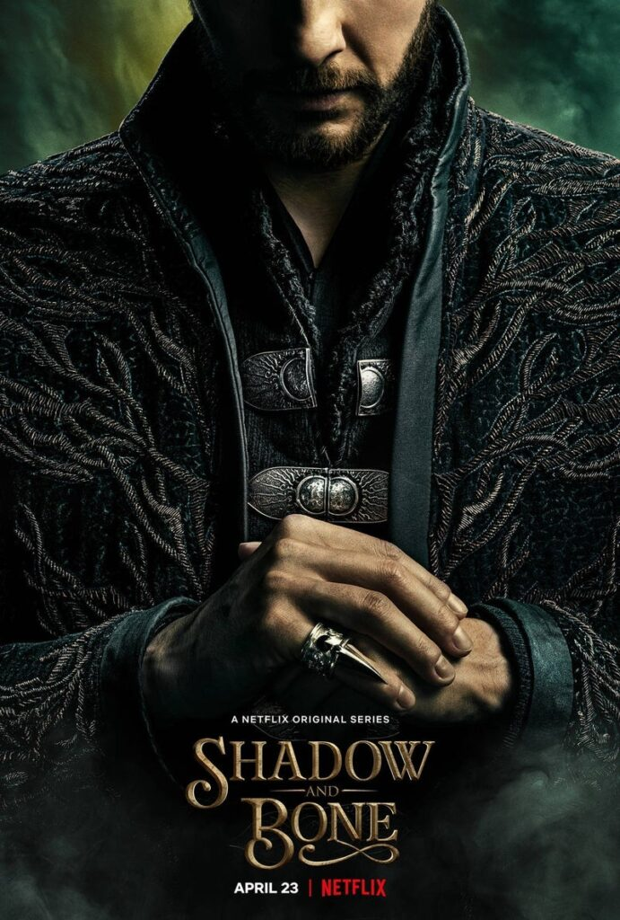 The Latest On The 'Shadow and Bone' Netflix Adaptation | The Nerd Daily